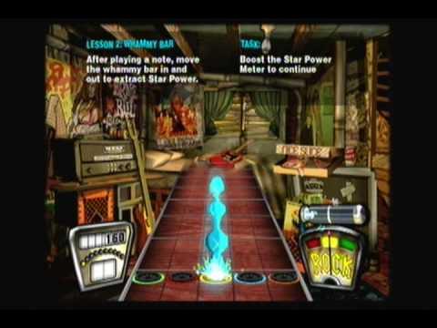 Guitar Hero 2 Tutorials Star Power Lessons
