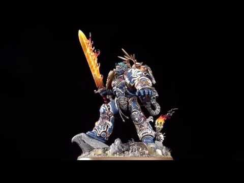 Take A Better Look At Roboute & Company For Warhammer 40,000
