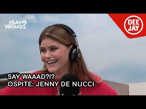 Say Waaad?!? - Puntata del 28 gennaio, ospite Genny De Nucci