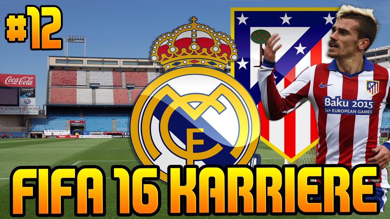 Atletico Gegen Real
