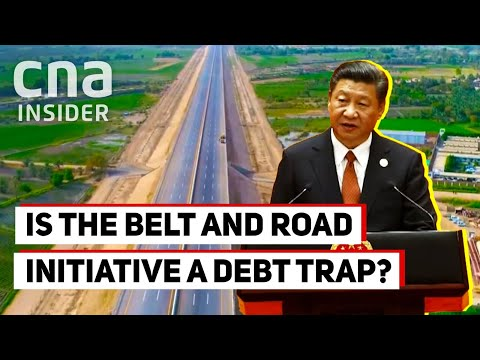 In Debt To China, What If Countries Can't Pay Up?