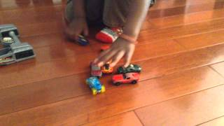 Racing Cars by TJ Video
