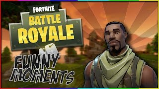 Fortnite: Battle Royale | HACKS EVERYWHERE! | Funny Moments
