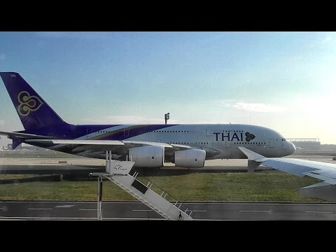 Lufthansa Airbus A321. LH908 Full Flight Frankfurt to London Heathrow. D-AIRC