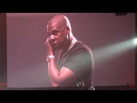 Jay-Z At The Bad Boy Family Reunion