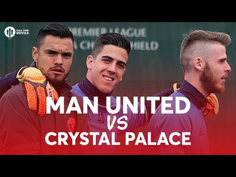 Manchester United vs Crystal Palace | PREVIEW