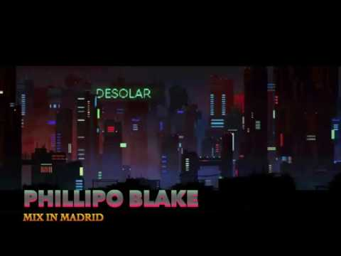 """Phillipo Blake - Mix in Madrid"" - Best of Vocal Deep House, Nu disco, Indie Dance Mix 2017"