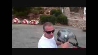Puerto De Pollensa Majorca Quad Bike Hire Safe Quading :)