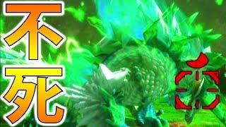 【MHXR実況】ジンオウガ不死種の回復がガチでやばくて竹【モンハンエクスプロア】 thumbnail