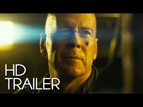 A Good Day To Die Hard 5 -- Official HD Trailer #2 (Commentary & Review) #JPMN
