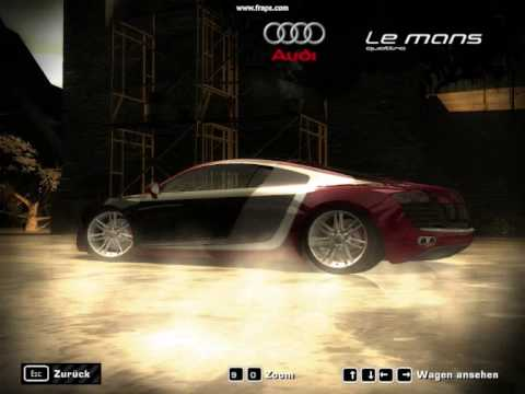 Need for Speed Most Wanted und Carbon - Der Audi lemans quattro