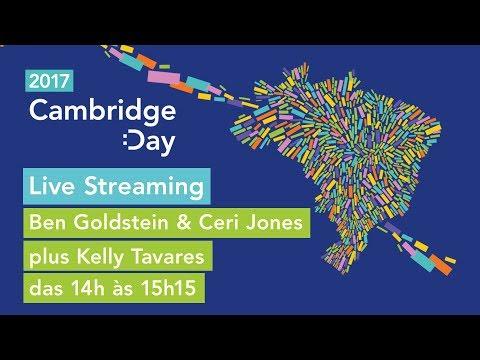 Developing Global Competence in ELT - Ben Goldstein & Ceri Jones   Cambridge Day 2017