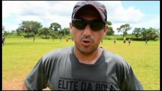 Soccer Camp Elite da Bola 2017 - Testemunho  Marcio