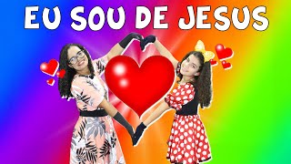 EU SOU DE JESUS ♫ Turma Kids e Cia (Música Gospel Infantil)