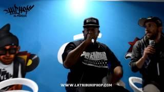 DJ PREMIER EN HIP HOP AL PARQUE