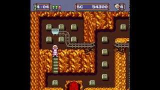 PC Engine Longplay [094] Bomberman 94