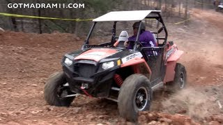 HILL 2 AT THE SXS SOUTHERN ROCK RACING SERIES EVENT 1 HAWK PRIDE OFFROAD