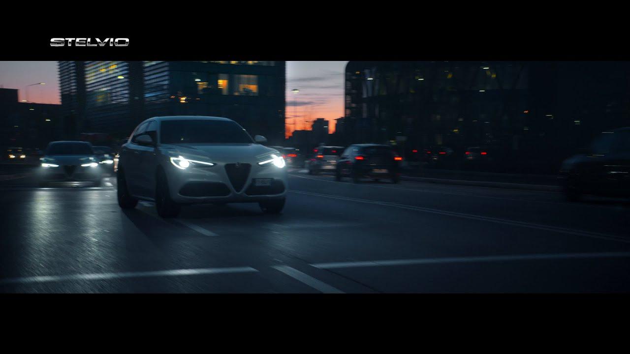 Alfa Romeo – Stelvio Sprint Plus