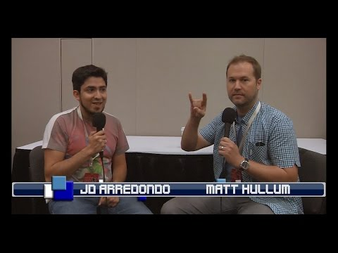 RTX 2014: Matt Hullum Interview