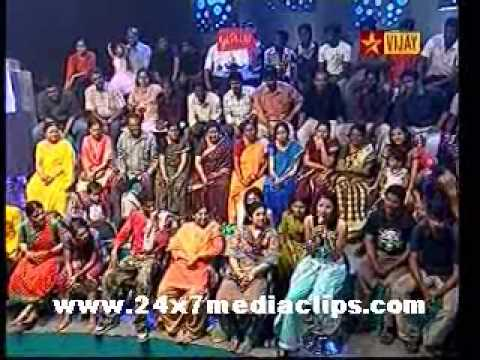 Ungalil Yaar Adutha Prabhu Deva Vijay Tv Shows 3 12 2009 Part 5