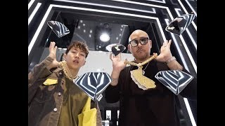 Jay Park Ft. Uneducated Kid, Ghoulavelii & Bradystreet - -Ben Baller