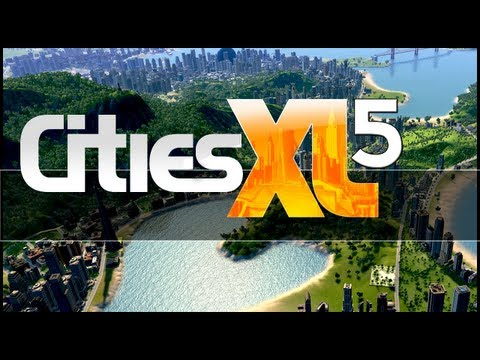 Cities XL Platinum: Ep.5 - 15k Citizens!