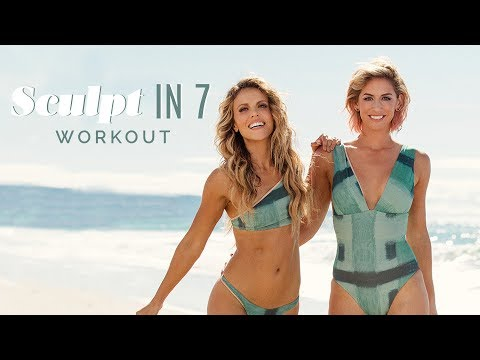 Quick Total Body Toning Sculpt In 7 Workout!