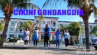 Cikini Gondangdia Remix | Coreo Zin Dessy | Zumba