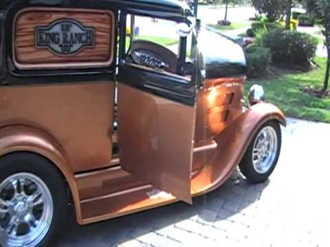 1929 FORD SEDAN DELIVERY FOR SALE !!! - YouTube
