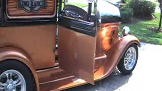 1929 FORD SEDAN DELIVERY FOR SALE !!!