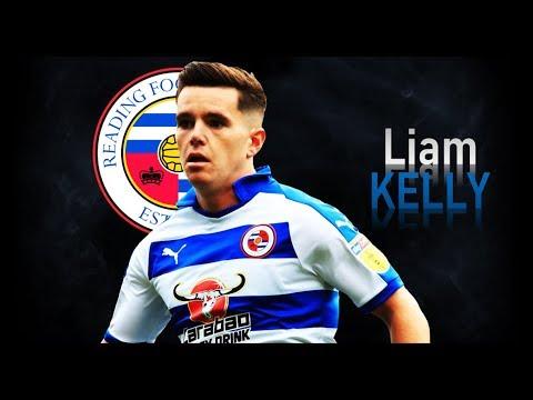 LIAM KELLY - Goals & Skills | 2018 | Reading