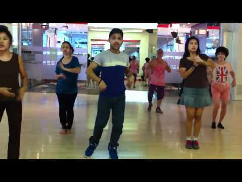 Anarkali disco Chali - Housefull-2 - Bollywood Dance Fitness - Master Deepak