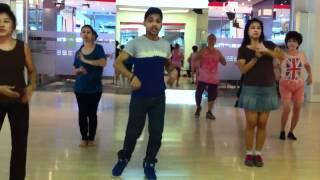"Master Deepak ""Anarkali Disko Chali"" semi classical moves"