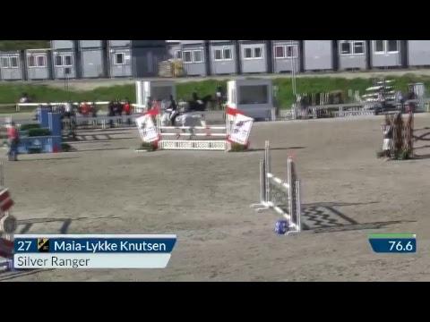 Jump'n Sandnes med Lag NM Ponni Klasse 11