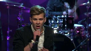 Philip Spångberg sjunger No One i solomomentet av Idols slutaudition - Idol Sverige (TV4)
