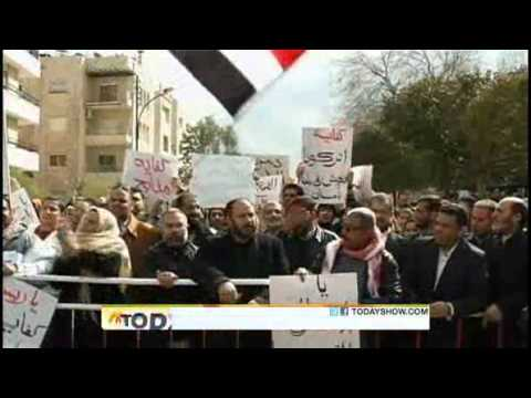 Hundreds march in Iran opposition rally   World news   Mideast N  Africa   Iran   msnbc com