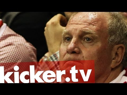 Bayern kündigt Hoeneß Rückkehr an - Sammer bleibt Sportvorstand - kicker.tv