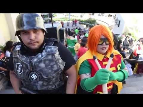 MC CON Expo Comics Tijuana 2015