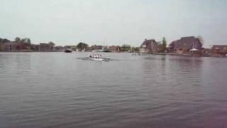 Gambar cover Junioren RoeiCompetitie OSSA - Eva, Bram, Tim, Pjotr en Vera van RIC Amsterdam in 4x