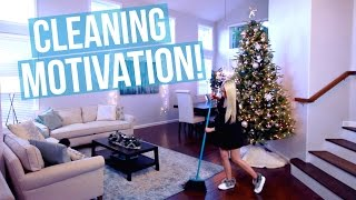 Cleaning Motivation! How to Get Motivated to Clean