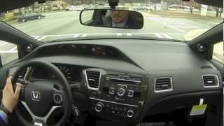 2013 Honda Civic Si Test Drive and Review(Matt is giving away a FREE Honda Hat in honor of reaching 16 thousand views on his Civic Si video! Great job guys, keep watching. The more you share this ..., 2013-03-07T01:44:48.000Z)