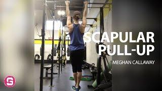 GGS Spotlight: Meghan Callaway - Scapular Pull Up