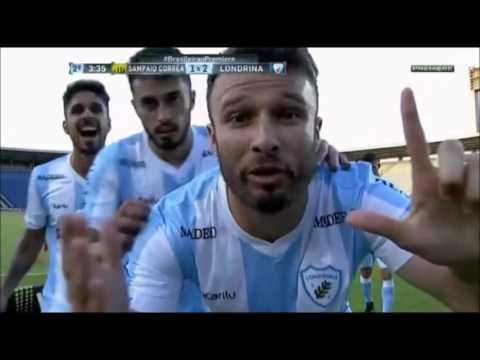 Campeonato Brasileiro Série B - Sampaio Correa 1 x 3 Londrina EC