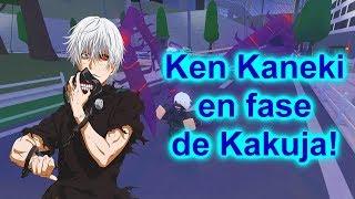 Ken Kaneki Gets One a la Batalla! Roblox: Anime Cross 2