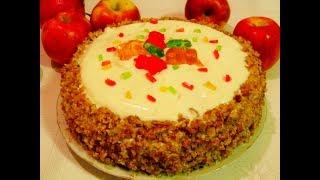 Торт, самый вкусный и самый простой! Вкус, проверенный временем!!