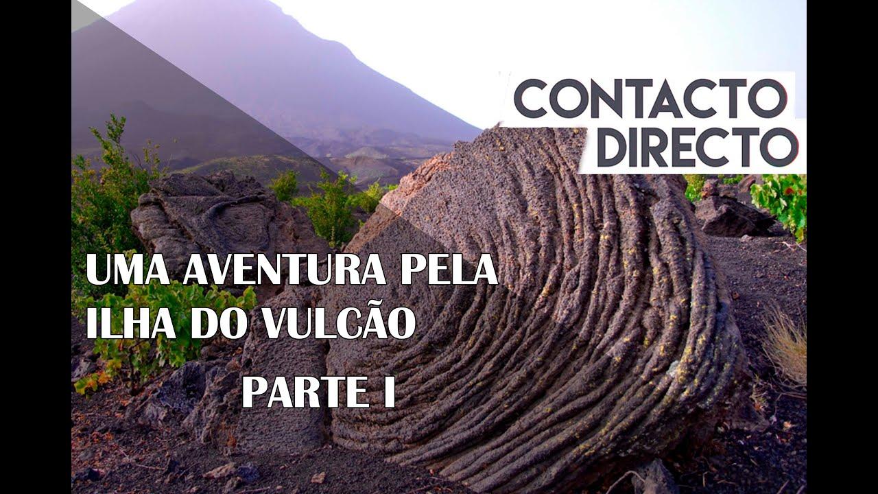 Uma aventura pela ilha do Vulcão. www.praitur.cv