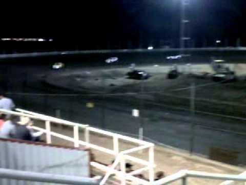 Tim Pfalzgraf #99 - Cardinal Motor Speedway