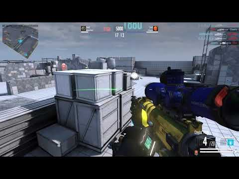 Line Of Sight  Team deathmatch  Sniper 2