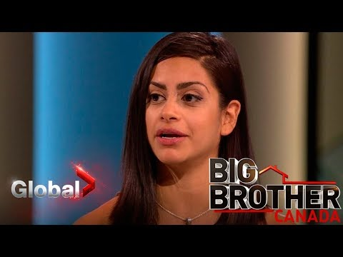 Big Brother Canada After Eviction Full Interview | Alejandra Martinez