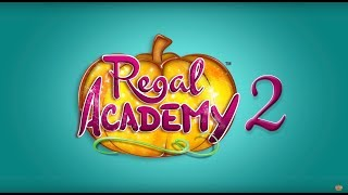 Regal Academy 2 Preview / Королевская академия 2